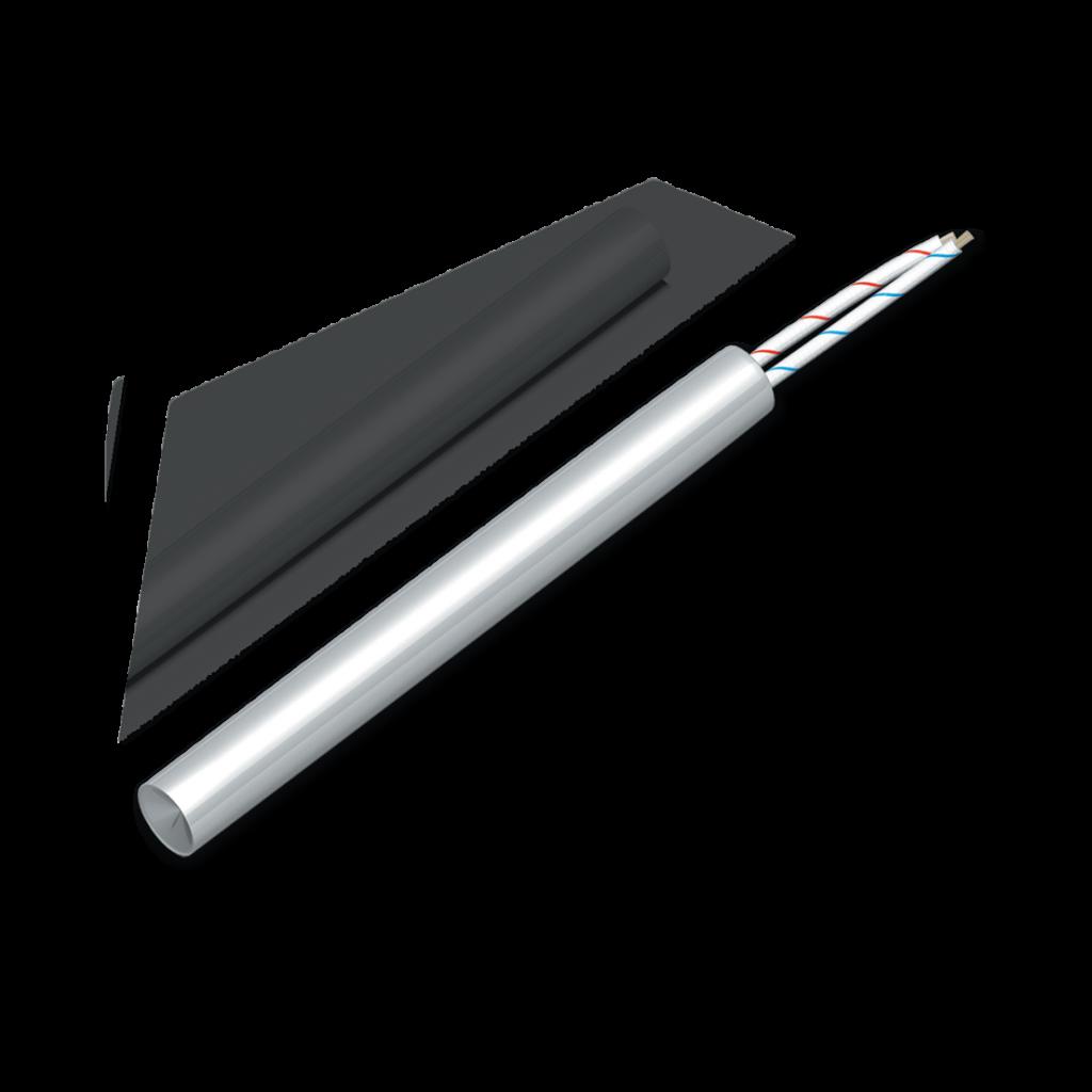 Topná patrona HHP Ø 4,0 mm