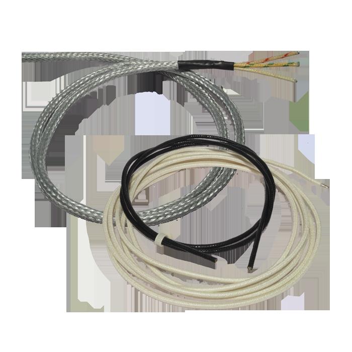 Kabely odolné vysoké teplotě